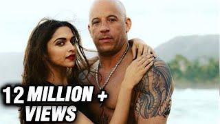 getlinkyoutube.com-Deepika Padukone - Vin Diesel HOT SCENE XXX | XXX: Return Of Xander Cage | Behind The Scenes