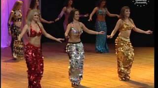 "getlinkyoutube.com-""YANA and her Oriental Dance Ensemble"" TABLA STORY"