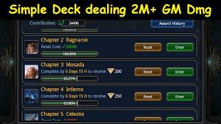 getlinkyoutube.com-Deck Heroes: Simple Deck Dealing 2.000.000+ Guild Map Damage