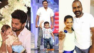South Indian Actors with their Children   Tamil Telugu Malayalam Kannada