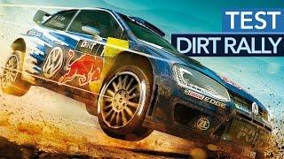 getlinkyoutube.com-Dirt Rally - Test-Video zum Rallye-Kracher