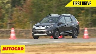 getlinkyoutube.com-Honda BR-V | First Drive | Autocar India