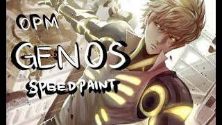 (Half of a) Genos Speedpaint