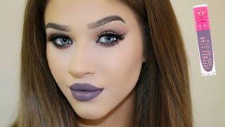 getlinkyoutube.com-'SCORPIO' Inspired Makeup Tutorial