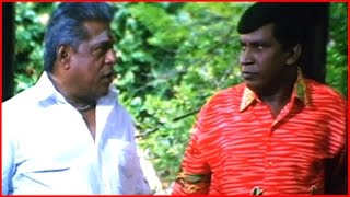 Aanai Tamil Movie - Vadivelu and Delhi Ganesh Scent Comedy