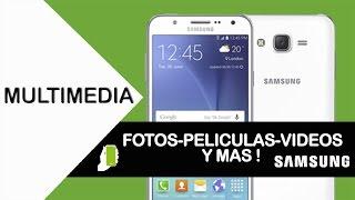 getlinkyoutube.com-Samsung Galaxy J5  Tips y trucos en  Multimedia