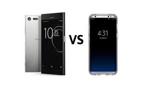 getlinkyoutube.com-NEW Sony Xperia XZ Premium vs Samsung Galaxy S8 - Specs Review!