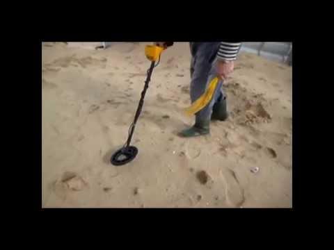 Ошибки пляжного кладоискателя