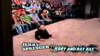 getlinkyoutube.com-Jerry Springer's security guy