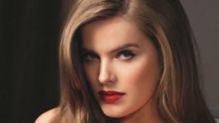 getlinkyoutube.com-Ralph Lauren's New Plus-Size Model Made Waves in Vogue Australia