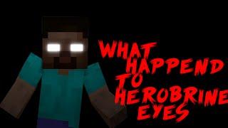 getlinkyoutube.com-What Happened to Herobrine's eyes Minecraft Movie