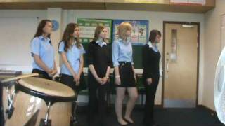Year 10 singing - Empire State of Mind - Alica Keys