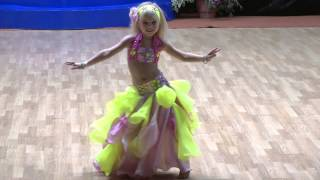getlinkyoutube.com-Angelina Galushkina ⊰⊱ Fiesta Dance '13.