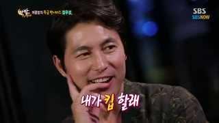 getlinkyoutube.com-SBS [한밤의TV연예] - 여름밤의 특급 팬서비스 정우성