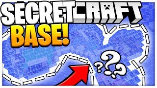 BUILDING THE BEST HIDDEN UNDERWATER BASE WITH THE BEST TRAPS IN MINECRAFT width=