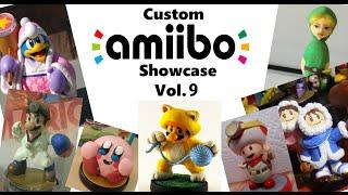 getlinkyoutube.com-Custom Amiibo Showcase Vol. 9