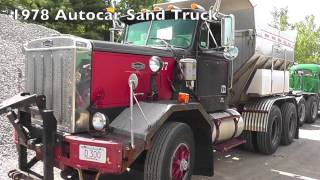 getlinkyoutube.com-Worcester Sand and Gravel Truck Show, 2013