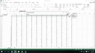 getlinkyoutube.com-การหาคุณภาพเครื่องความยากและค่าอำนาจจำแนกของแบบทดสออบโดยโปรแแกรม Excel