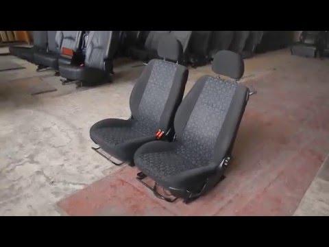 OAST-2 - Opel Astra - передние откидные сиденья