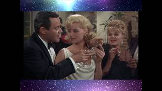 Virna Lisi - jack lemmon -  dancing - how to murder your wife 1965 HD width=