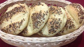 getlinkyoutube.com-خبيزات منفوخين و هشاش لذة و مذاق راااائع من المطبخ المغربي مع ربيعة Petit Pain