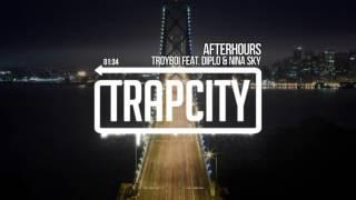 getlinkyoutube.com-TroyBoi - Afterhours (feat. Diplo & Nina Sky)