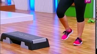 getlinkyoutube.com-الرياضة - تمارين لحرق الدهون ورفع نبضات القلب