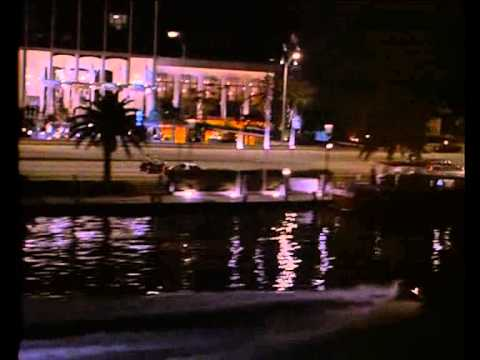 Miami Vice Chase Boat chase