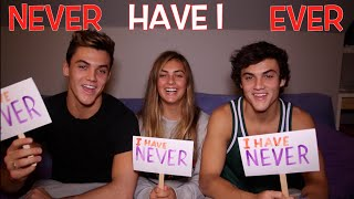 getlinkyoutube.com-NEVER HAVE I EVER ft. Our Sister // Dolan Twins