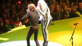 getlinkyoutube.com-The Rolling Stones Gimme Shelter with Lady GaGa