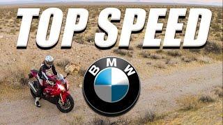 getlinkyoutube.com-BMW S1000RR Top Speed - MaxWrist