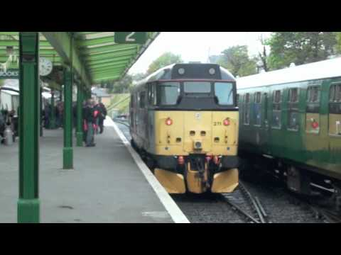Swanage Diesel Gala 2010 in HD