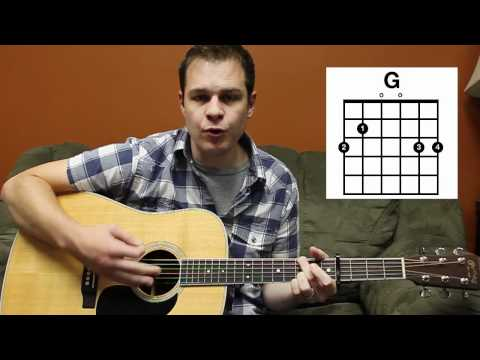 Forever Reign - Hillsong, Kristian Stanfill - tutorial with chord chart