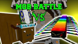 getlinkyoutube.com-CHIEF THUNDERHOOVES VS RAINBOW CENTIPEDE - Minecraft Mob Battles - Minecraft Mods