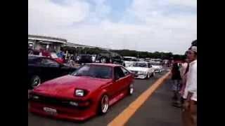 getlinkyoutube.com-名古屋オートレジェンド2013  旧車