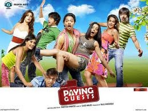 Paying Guests - Hindi Movie Theatrical Trailer Shreyas Talpade, Javed Jaffrey