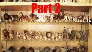 getlinkyoutube.com-MartinH Collection (Schleich, Papo, Safari Ltd., CollectA, Mojo, Bullyland, ... ) part 2