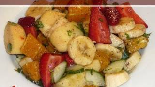 Indian Fruit Salad..