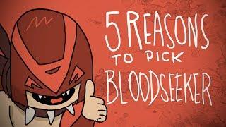 getlinkyoutube.com-5 REASONS TO PICK BLOODSEEKER