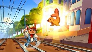 getlinkyoutube.com-Subway Surfers SAN FRANCISCO iPad Gameplay #2