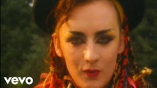 getlinkyoutube.com-Culture Club - Karma Chameleon