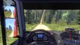 getlinkyoutube.com-Euro Truck Simulator 2 - Erwin Transporte in Russland / Russia / Россия *2*