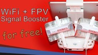 getlinkyoutube.com-How to make a WiFi / FPV Range Extender | Video Tutorial