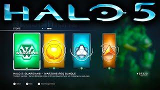 getlinkyoutube.com-HALO 5 REQ PACK OPENING (Halo 5 Guardians)