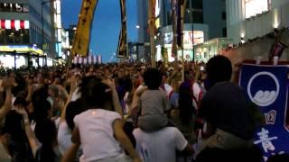 getlinkyoutube.com-町田駅前 原町田大通りがものすごいことに!!フェスタまちだ2010