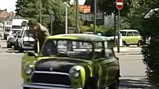 How to Beat Traffic | Funny Clip | Classic Mr Bean