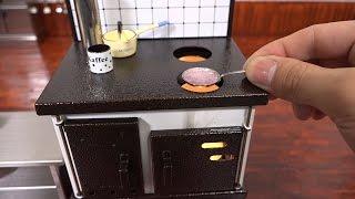 getlinkyoutube.com-Mini Food Pudding 食べれるミニチュアプリン 푸딩