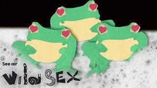 Foam Orgies: The Dangerous Sex Life of Tree Frogs