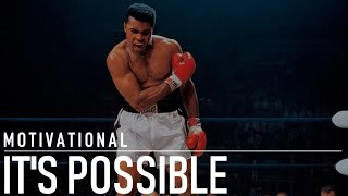 getlinkyoutube.com-IT'S POSSIBLE ft. Les Brown [Motivational Video]