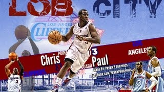 getlinkyoutube.com-Chris Paul Mix 2013 - Lob City HD